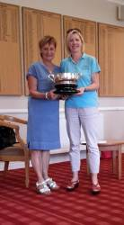 Hilary Dixon -Club Champion